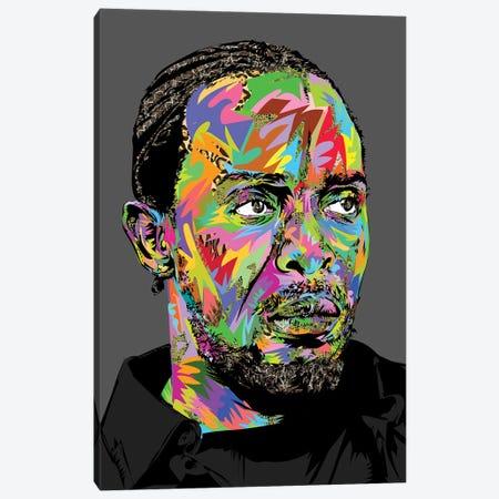 Omar Canvas Print #TDR387} by TECHNODROME1 Canvas Artwork