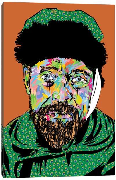 Vangoht 2020 Canvas Art Print