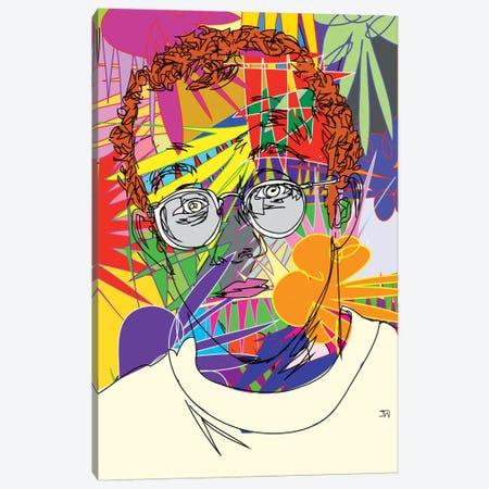 Keith Haring Canvas Print #TDR39} by TECHNODROME1 Canvas Print