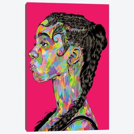 FKA Canvas Print #TDR410} by TECHNODROME1 Canvas Art Print