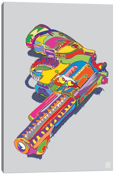Magnum Force Canvas Art Print