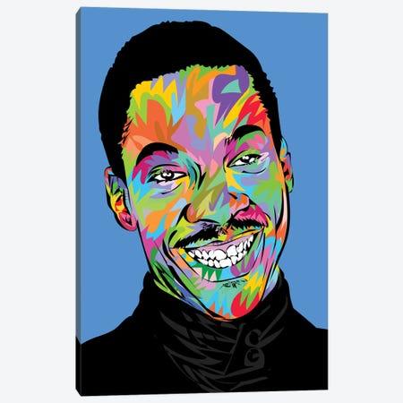 Eddie drome 2021 Canvas Print #TDR422} by TECHNODROME1 Canvas Art