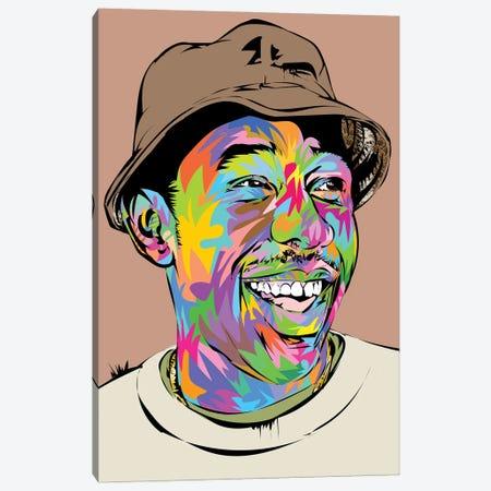 Tyler drome Canvas Print #TDR438} by TECHNODROME1 Canvas Art Print