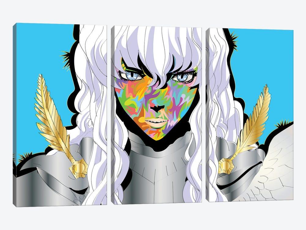 Griffith by TECHNODROME1 3-piece Canvas Art Print