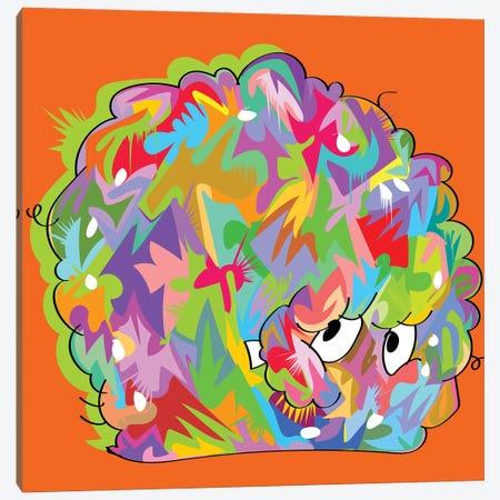 Meatwad Canvas Print #TDR457} by TECHNODROME1 Canvas Artwork