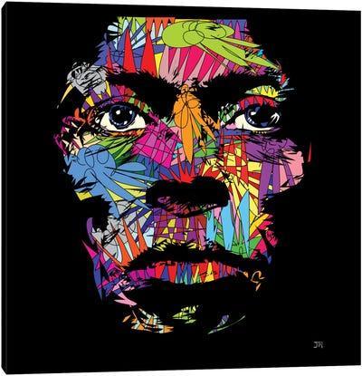 Miles Davis Canvas Print #TDR45