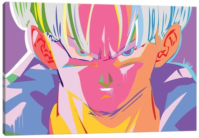 Trunks Canvas Art Print