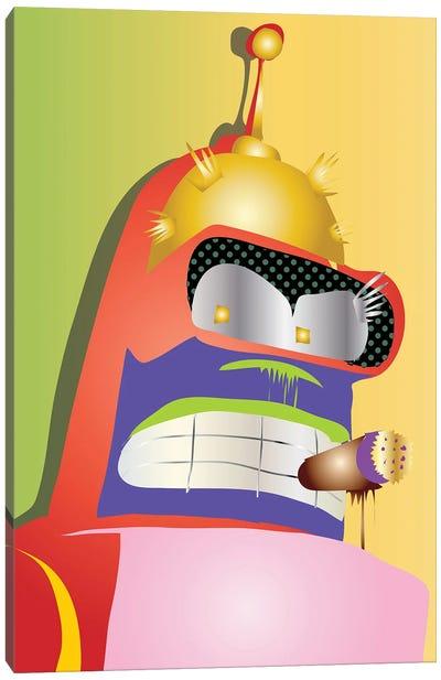 Bender 2021 Canvas Art Print