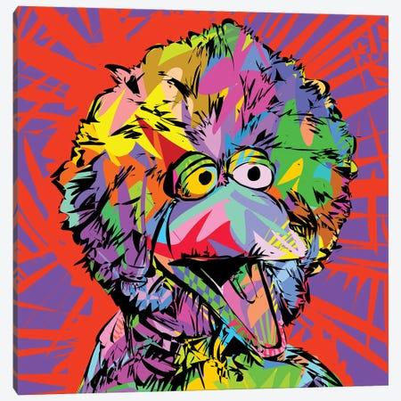 Big Bird 2019 Canvas Print #TDR499} by TECHNODROME1 Canvas Art Print