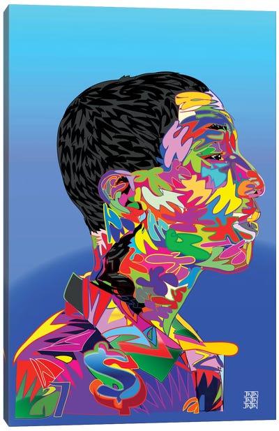 Pharrell Canvas Art Print