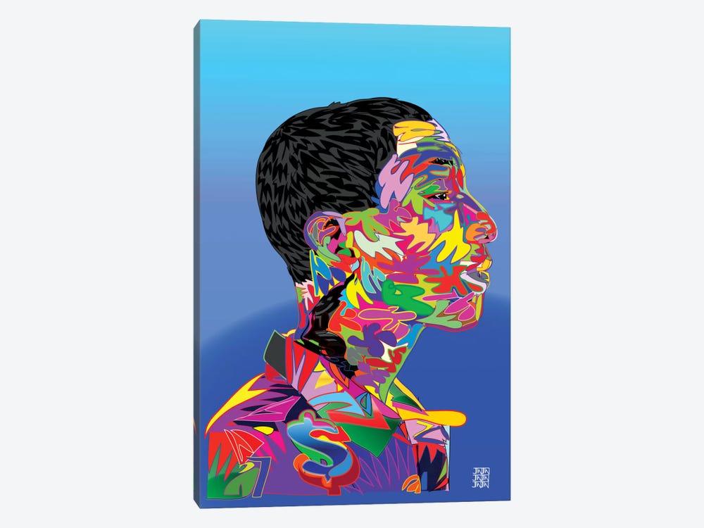 Pharrell by TECHNODROME1 1-piece Canvas Art Print
