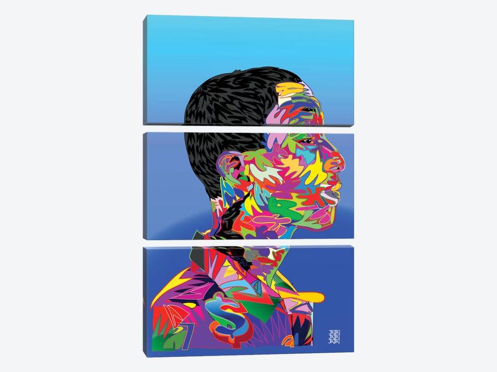 Pharrell by TECHNODROME1 3-piece Art Print