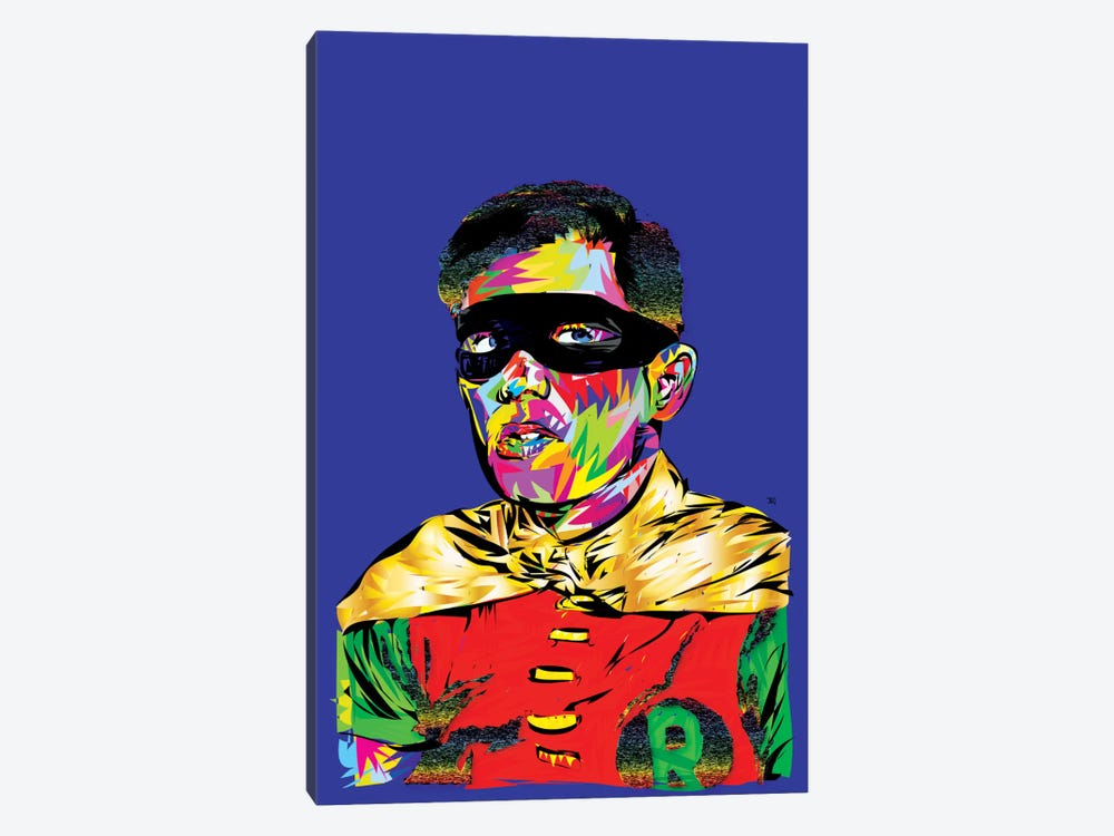 Robin by TECHNODROME1 1-piece Canvas Artwork