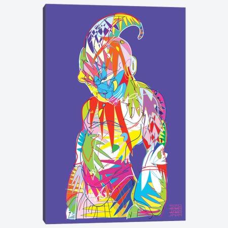 Super Buu Canvas Print #TDR64} by TECHNODROME1 Art Print