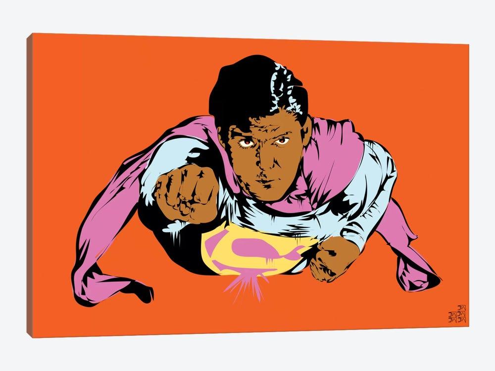 Superman by TECHNODROME1 1-piece Art Print