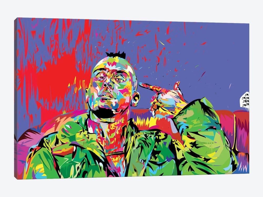 Taxi Driver by TECHNODROME1 1-piece Art Print