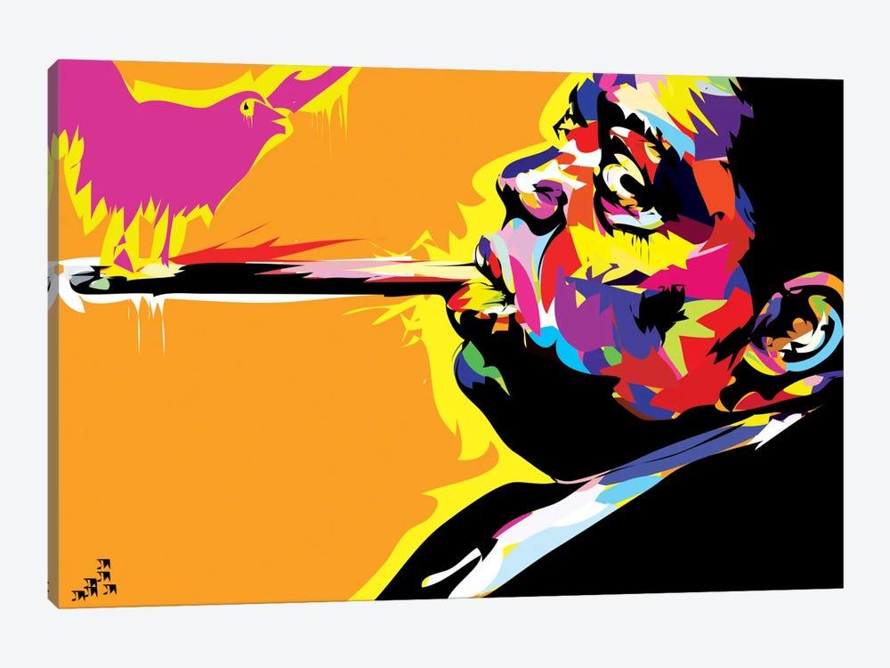 The Notorious B.I.G. by TECHNODROME1 1-piece Canvas Art