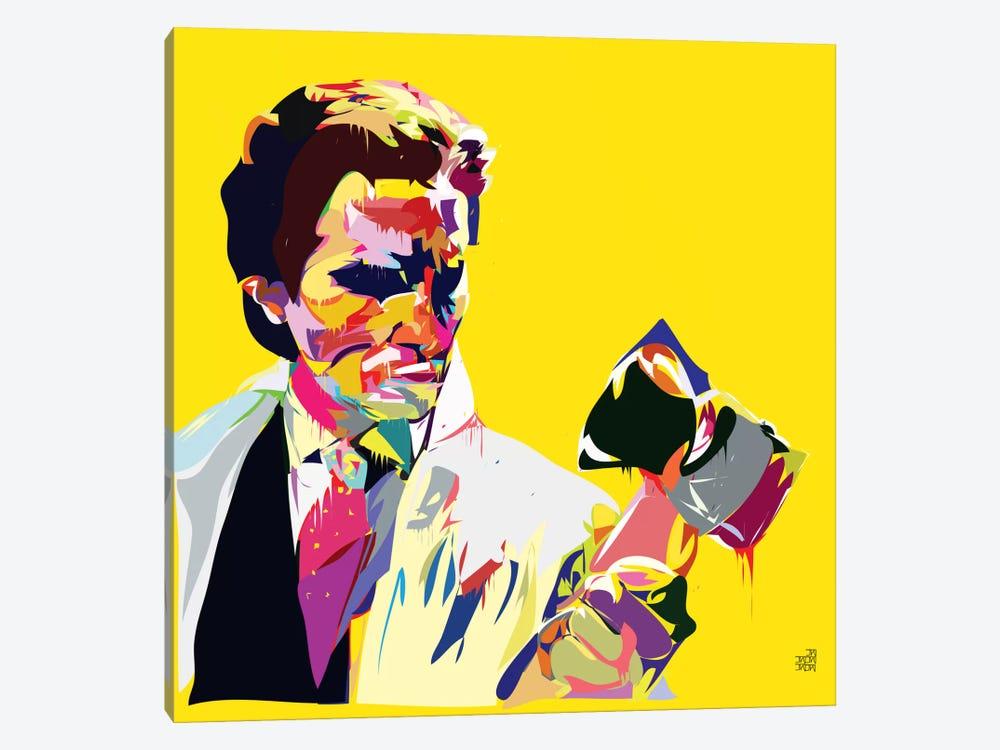 American Syco by TECHNODROME1 1-piece Canvas Art
