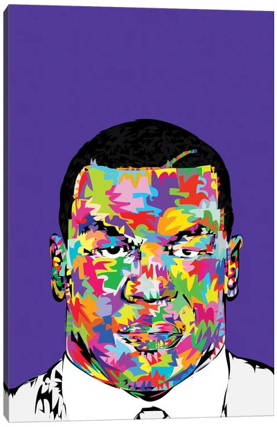 Young Tyson Canvas Art Print