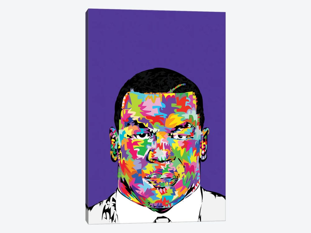 Young Tyson 1-piece Canvas Artwork