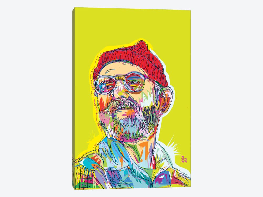 Zissou by TECHNODROME1 1-piece Art Print