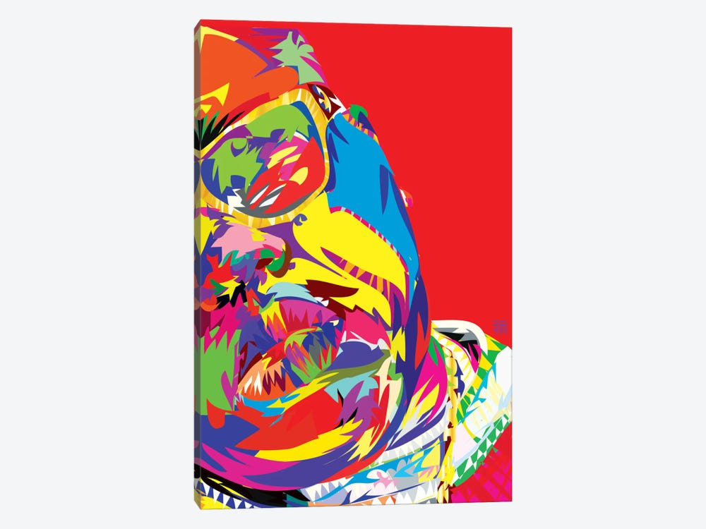 B.I.G. 1-piece Canvas Art Print