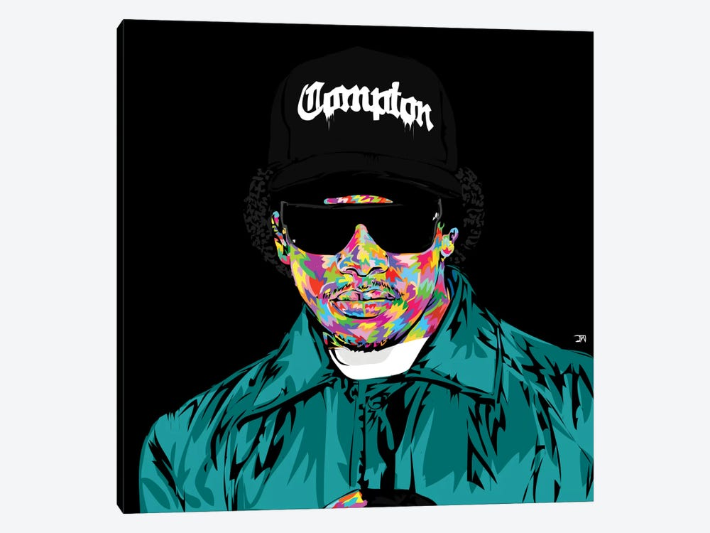 Eazy E by TECHNODROME1 1-piece Art Print