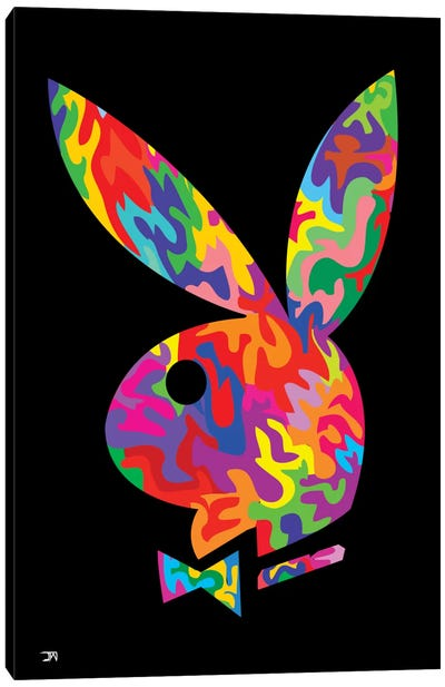 Playboy Canvas Art Print