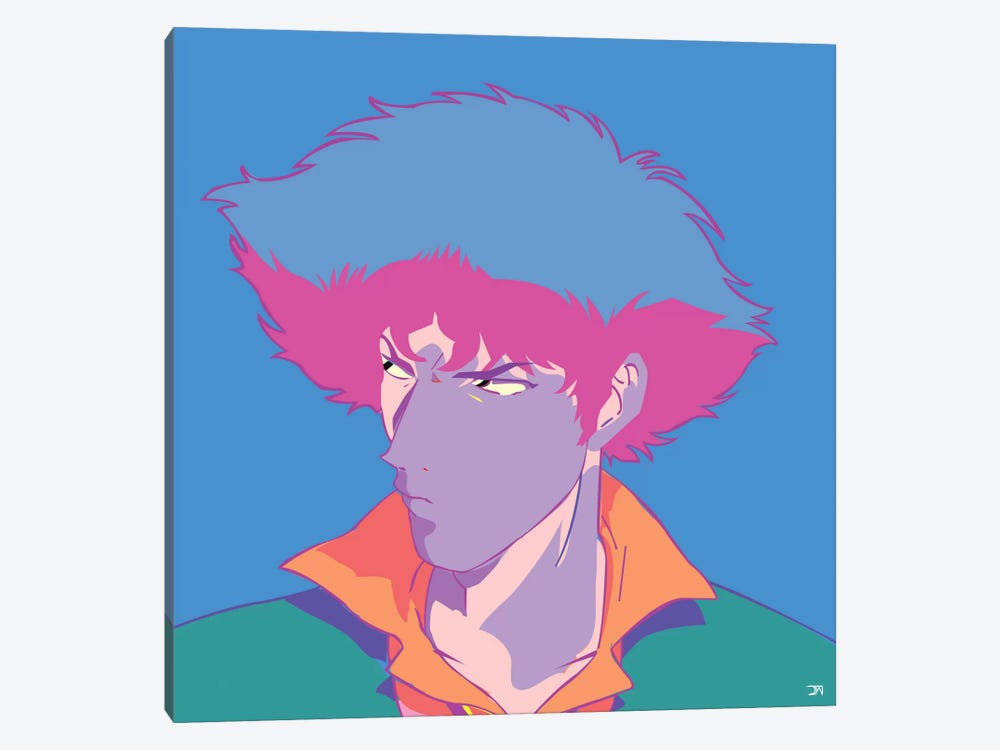 Spike S. 1-piece Art Print