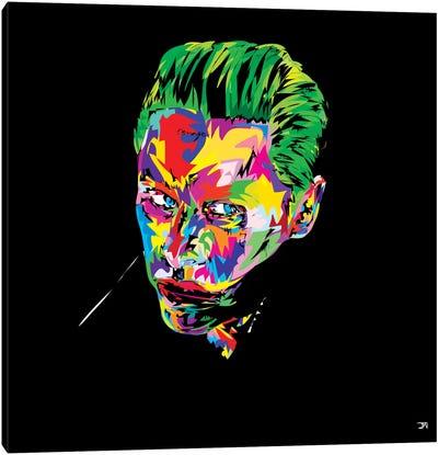 The Joker Sucide Squad Canvas Art Print