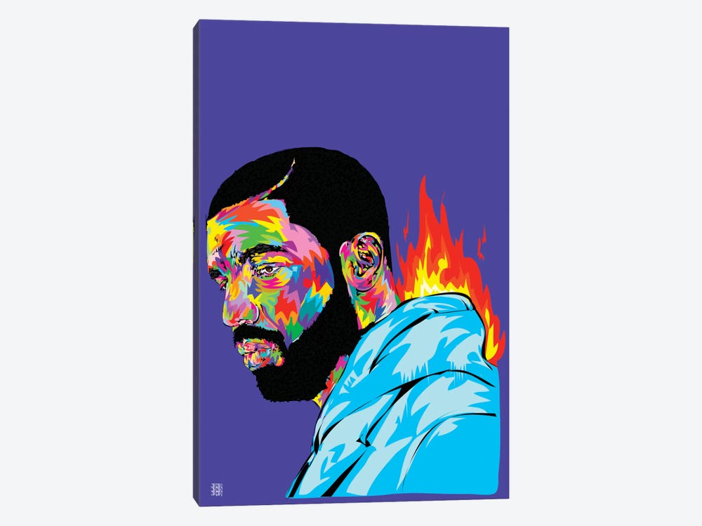 Drake by TECHNODROME1 1-piece Canvas Artwork