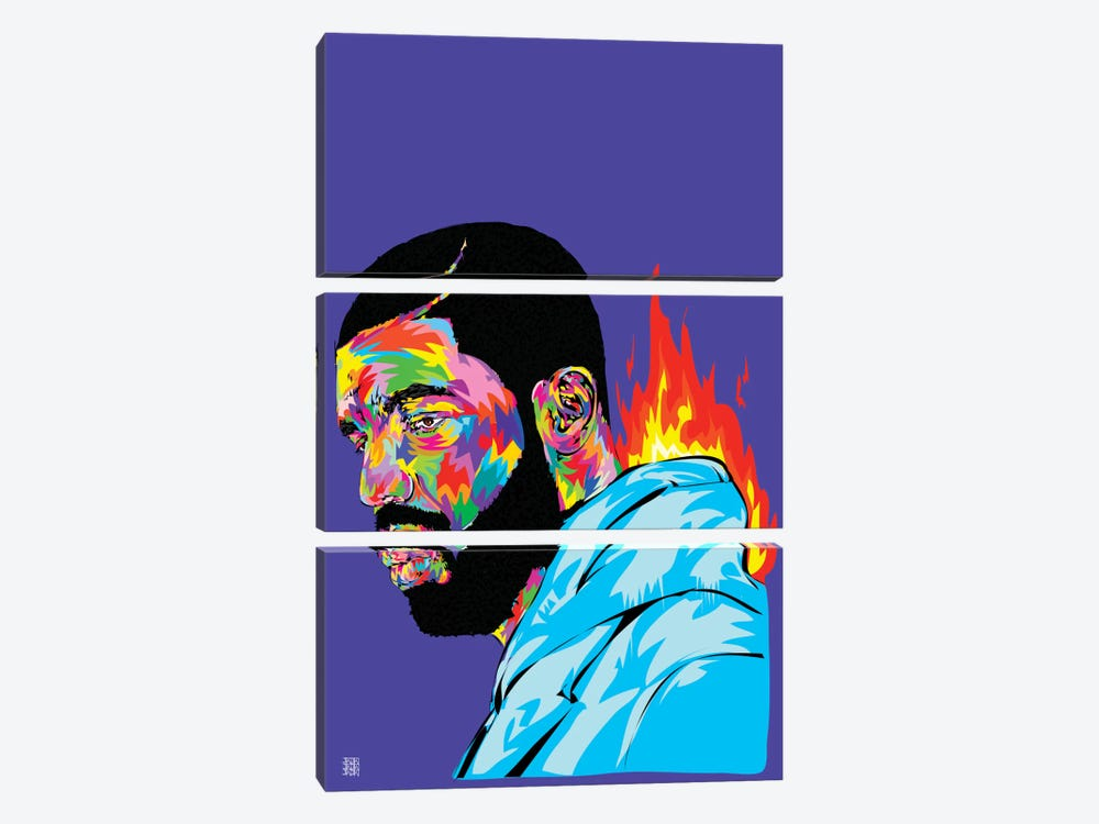 Drake by TECHNODROME1 3-piece Canvas Art