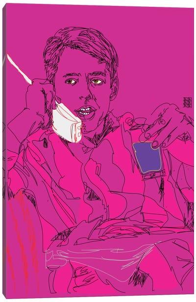 Ferris Bueller Canvas Print #TDR92