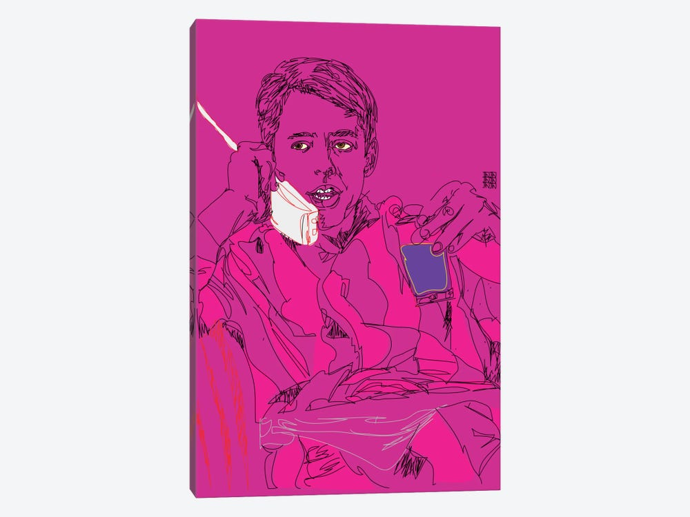 Ferris Bueller by TECHNODROME1 1-piece Canvas Print