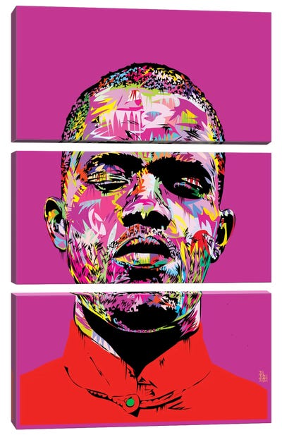 Frank Ocean Canvas Art Print