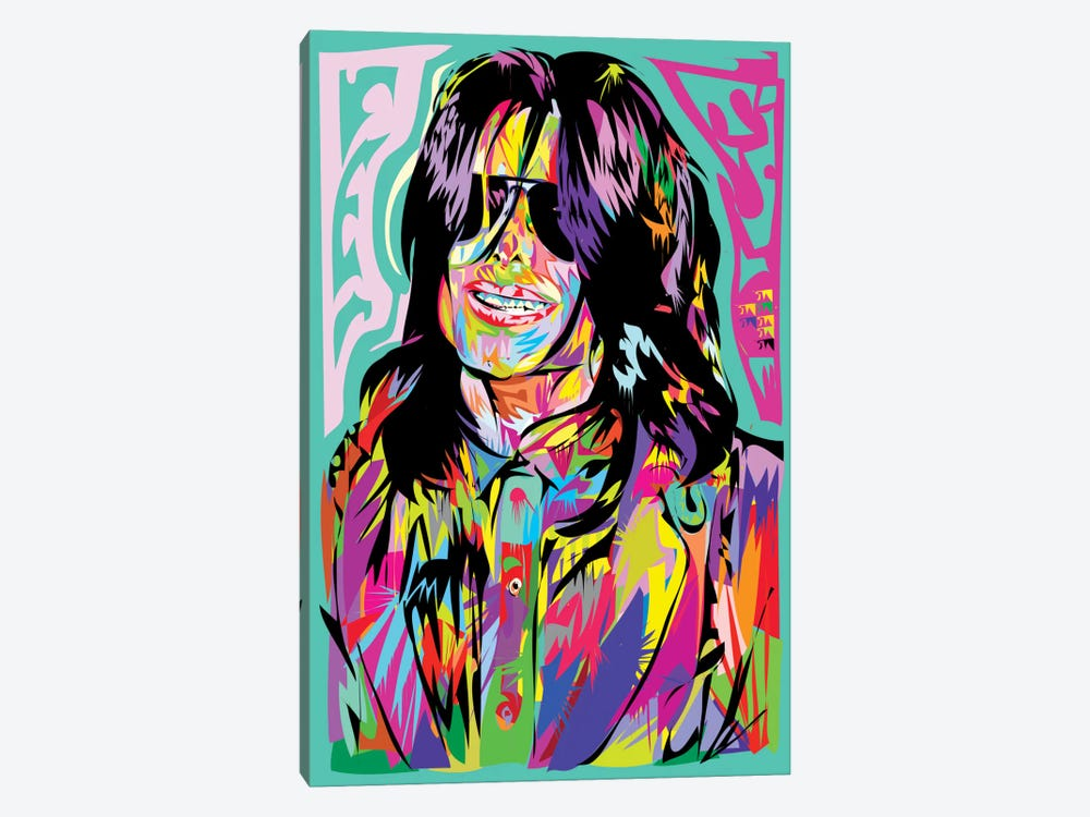 Jacko 1-piece Canvas Print