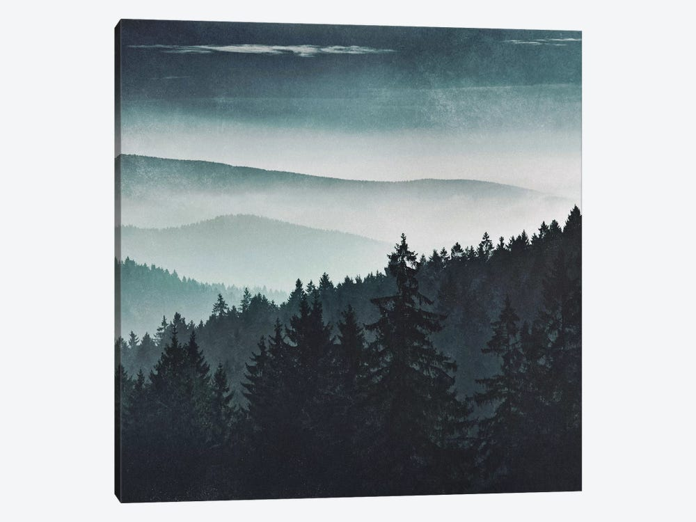 Mountain Light 1-piece Art Print