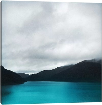 The Waters And The Wild Canvas Art Print