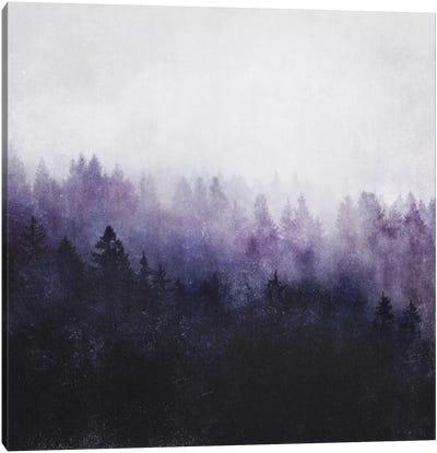 Again And Again Canvas Art Print