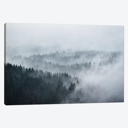 The Waves Canvas Print #TDS30} by Tordis Kayma Canvas Artwork