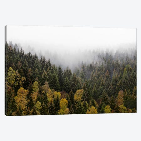 Autumn Love Canvas Print #TDS33} by Tordis Kayma Canvas Artwork