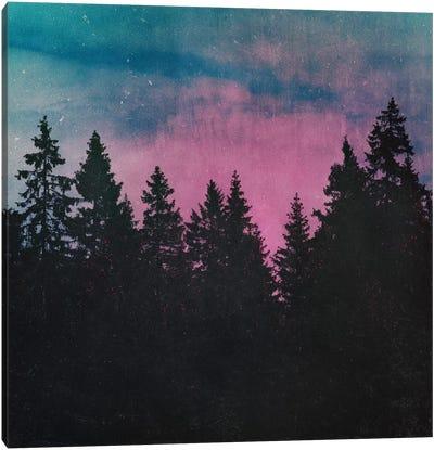 Breathe This Air Canvas Art Print