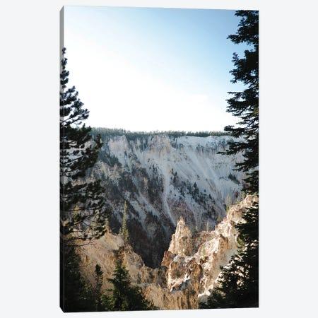 Yellowstone Peak Canvas Print #TEA18} by Teal Production Art Print