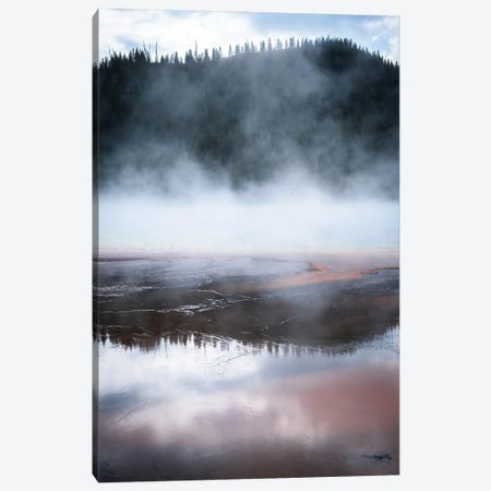 Phenomenal Yellowstone In Color Canvas Print #TEA9} by Teal Production Canvas Art Print