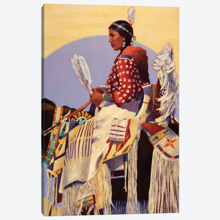 Traditions Canvas Print #TEH33} by Terry C. Hall Canvas Wall Art