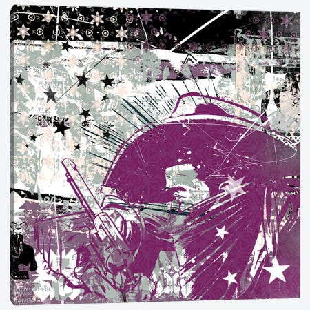 Cowboy Stars Canvas Print #TEI13} by Teis Albers Canvas Print