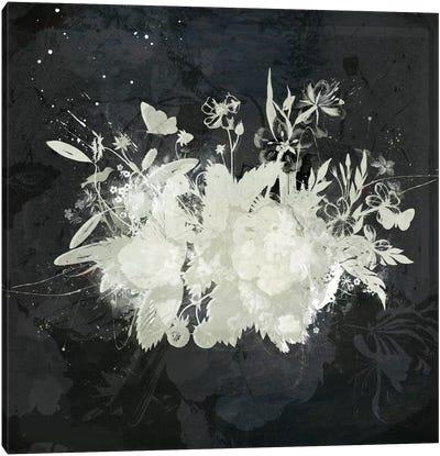 Crows Heart Canvas Print #TEI14