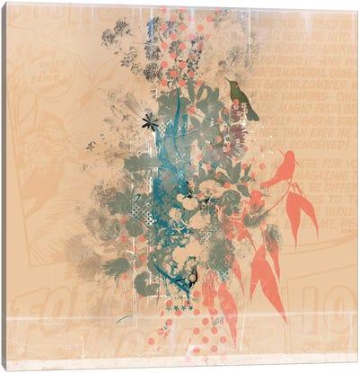 Forbidden Pastelle Canvas Print #TEI17