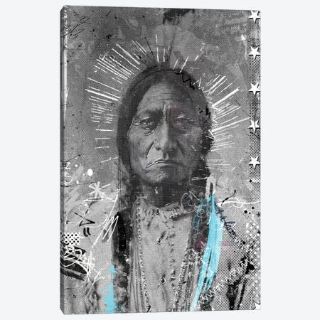 Navajo Canvas Print #TEI29} by Teis Albers Canvas Art