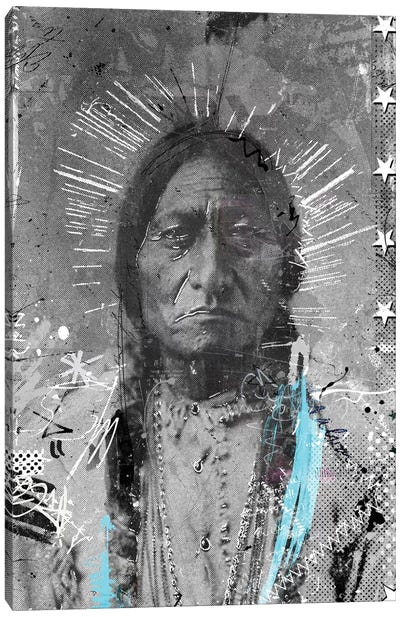 Navajo Canvas Art Print